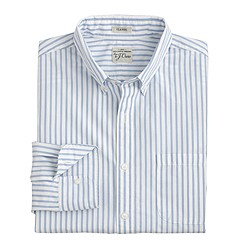 Secret Wash shirt in medium stripe