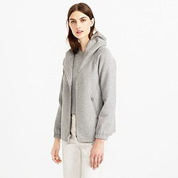 Collection double-faced Italian cashmere jacket