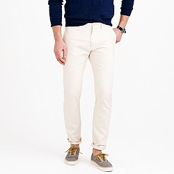Cotton canvas chino in 484 fit