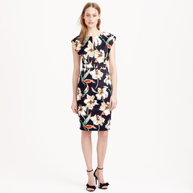 Collection ebony tiger lily dress