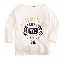 NYC sailor T-shirt