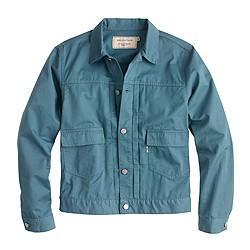 Maison Kitsuné® cotton Serge Western jacket