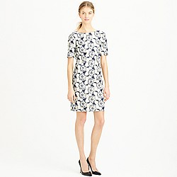Collection floral eyelet dress