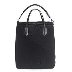 Sporty mesh tote