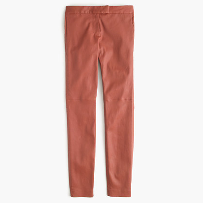 Collection leather Ryder pant