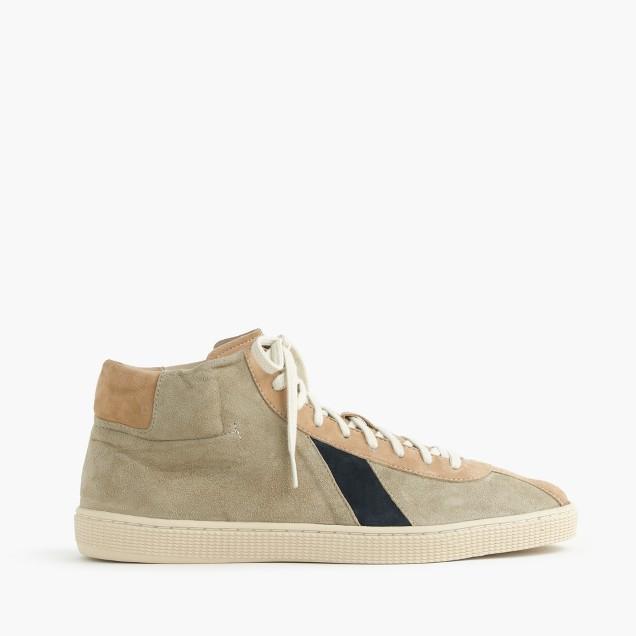 Men's Sawa® for J.Crew Lishan high-top sneakers