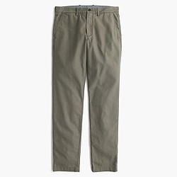 Textured cotton chino in 770 fit