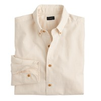 Indian cotton shirt in solid