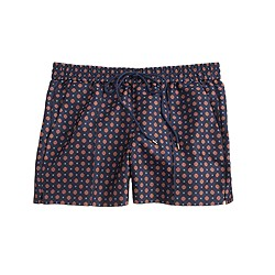 Collection jacquard foulard short