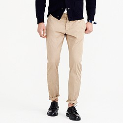 Wallace & Barnes chino in Italian twill