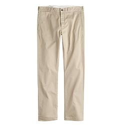 Wallace & Barnes Cramerton army cloth chino