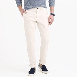 Wallace & Barnes selvedge chino in natural Japanese cotton