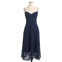 Collection Japanese garden lace dress