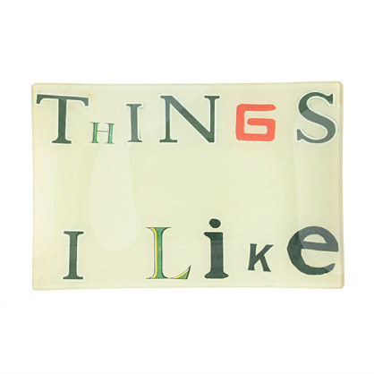 John Derian® things I like tray