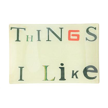 John Derian® things I like tray