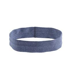 Stretchy wide headband