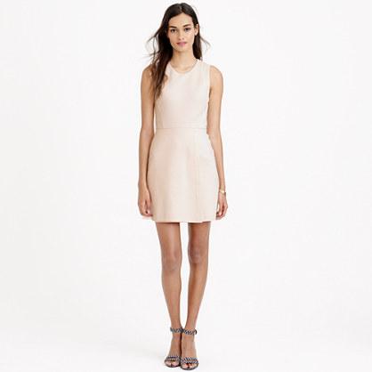 Mesh wrap dress