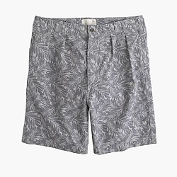 Chimala® palm-print short