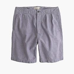 Chimala® chambray short