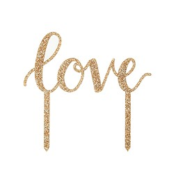 Alexis Mattox Design™ Love cake topper