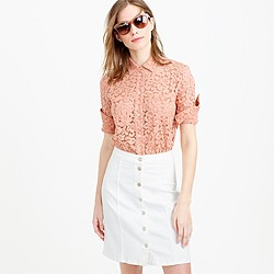 Collection French lace shirt