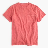 Tall garment-dyed T-shirt