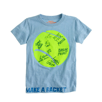 boys 39 tennis t shirt graphics j crew