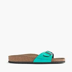 Women's Birkenstock® metallic Madrid sandals