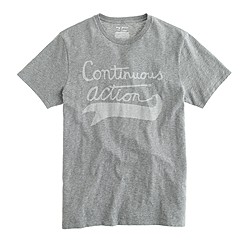 Hugo Guinness™ for J.Crew continuous action T-shirt