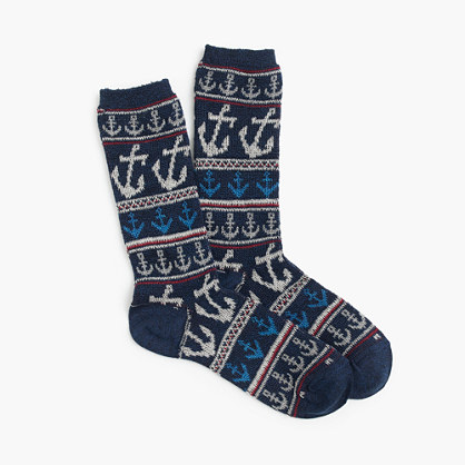 Anonymous Ism™ anchor socks