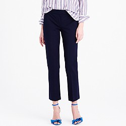 Tall new Campbell capri pant in bi-stretch cotton