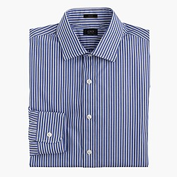 Crosby shirt in atlantic stripe