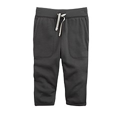 Boys' three-quarter field sweatpant