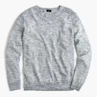 Cotton-linen sweater