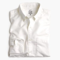 Tall lightweight oxford shirt in solid