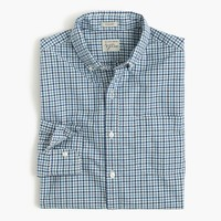 Secret Wash shirt in tattersall