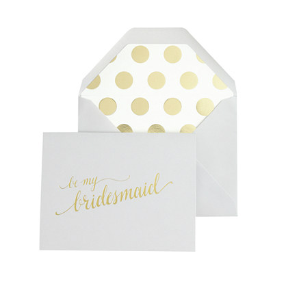 Sugar Paper® Be My Bridesmaid card