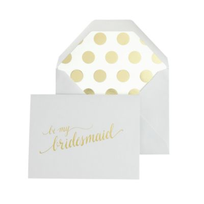 Sugar Paper? Be My Bridesmaid card : home & gifts J.Crew