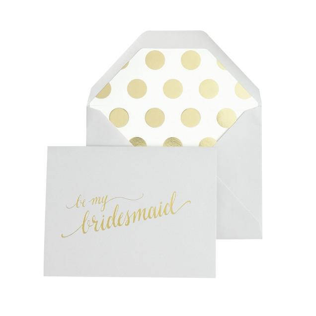 Sugar Paper® Be My Bridesmaid card