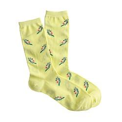 Surfer trouser socks