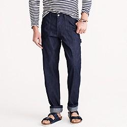 Wallace & Barnes lightweight carpenter jean