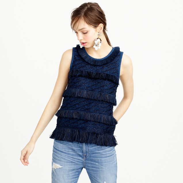 Collection Japanese raffia tank