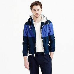 Cotton x150 jacket in colorblock