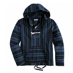Wallace & Barnes Japanese cotton baja hoodie