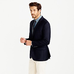Crosby Legacy blazer in Italian wool