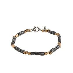 Men In Cities™ striped bracelet