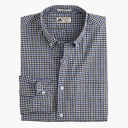 Slim Thomas Mason® for J.Crew shirt in gatehouse green tattersall