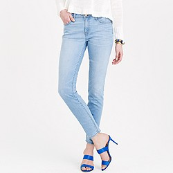 Tall stretch toothpick Cone Denim® jean in durant wash