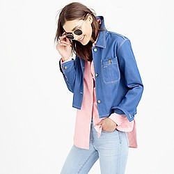 Collection workwear denim jacket