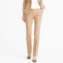 Campbell trouser in bi-stretch cotton